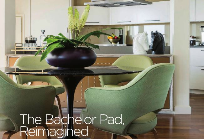 Boston Common - The Bachelor Pad, Reimagined
